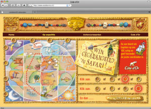 chocola website