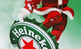 Heineken illustratie