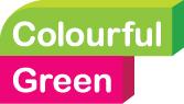 Logo groen reclamebureau