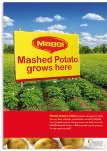 funny Maggi ad