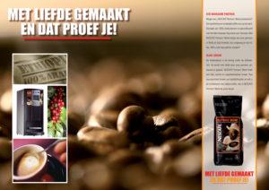 Fair trade Nescafé koffie