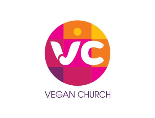 (English) logo vegan church