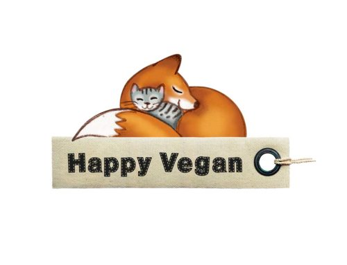 Logo | happy vegan