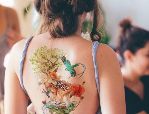 Tattoo Groot
